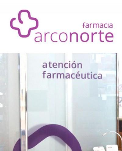 Farmacia arconorte – D.ª Carmen López Romero