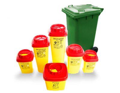 Venta y alquiler de contenedores sanitarios