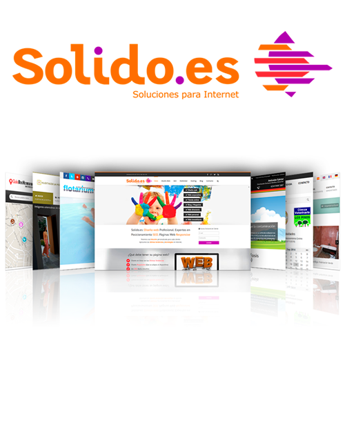 Solido.es, S.L. - Diseño web